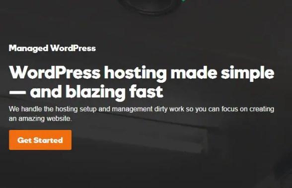 Godaddy WordPress Hosting