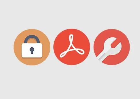 how to encrypt a pdf document