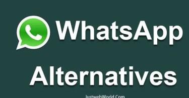 Best WhatsApp Alternative Apps