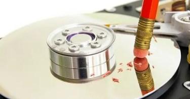 Erase or Wipe a Hard Disk