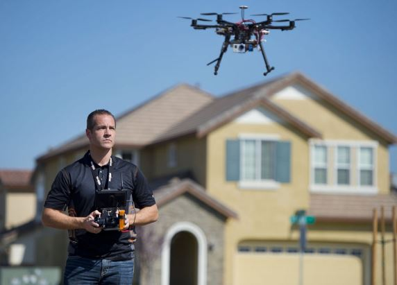 Drones for Real Estate