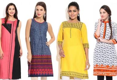 Shop fashionable Aurelia Kurtas Online