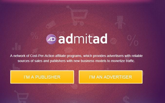 Admitad Best CPA Affiliate Network