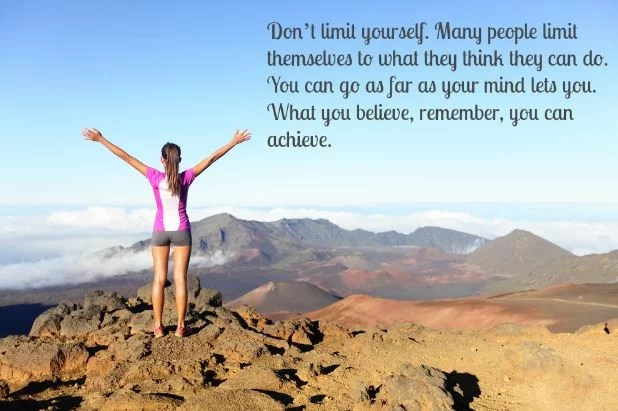 Challenging yourself