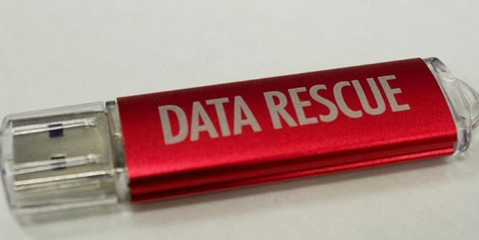 Emergency Data Recovery Option