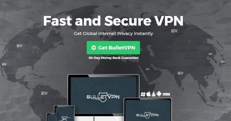 BulletVPN Secure VPN