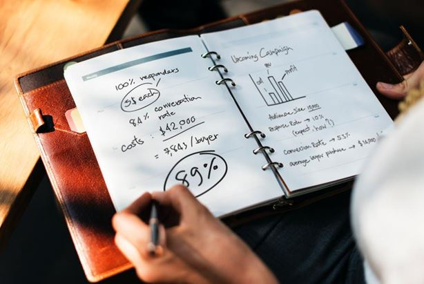 Write a business plan for a startup