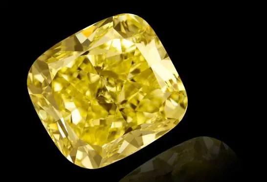 Famous Yellow Diamonds: The Allnatt Diamond
