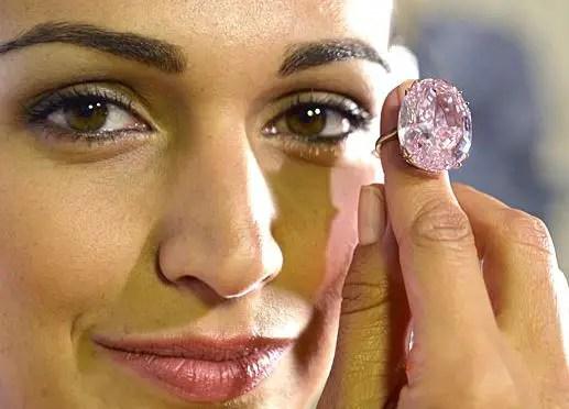 The Steinmetz Pink Diamond