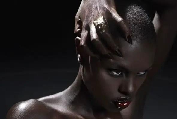 Ajuma Nasenyana Kenyan model