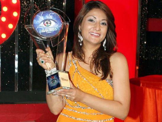 Bigg Boss Season 6 Winner – Urvashi Dholakia