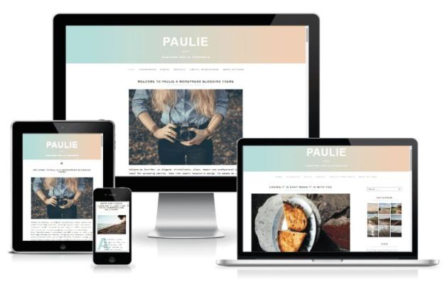 Popular Lifestyle Blog WordPress Themes