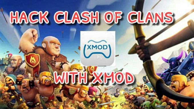 Clash Of Clans Hack - Unlimited Gems Gold Elixir Cheats Tool