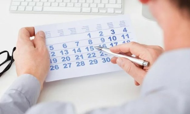 Time Management With a Printable Calendar