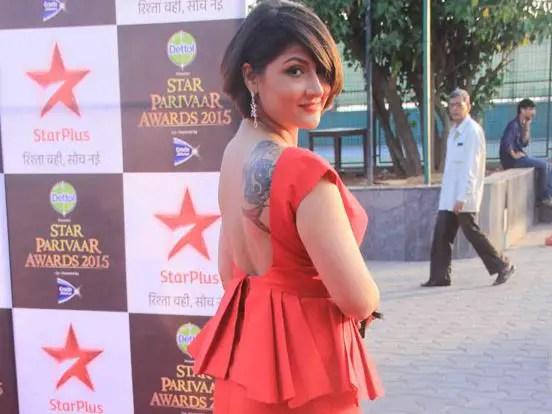Urvashi Dholakia Colors TV Show
