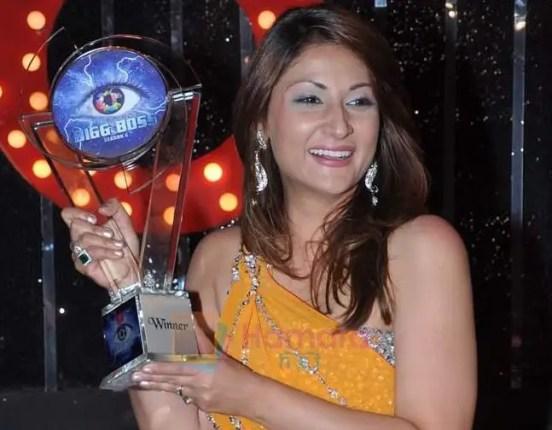 Urvashi Dholakia - Bigg Boss 6 Winner