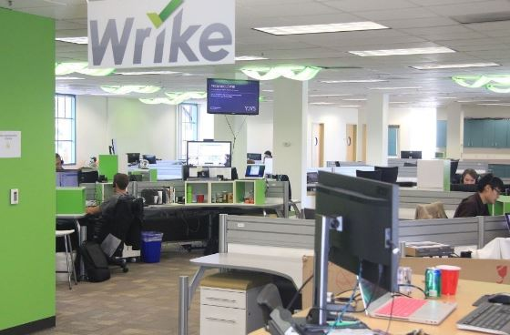 Wrike Project Management‎