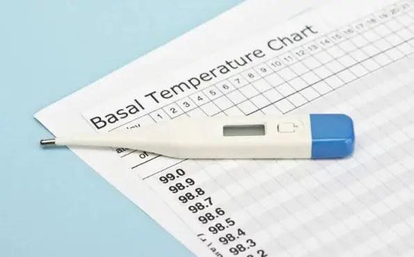 Basal Body Temperature to Determine Ovulation