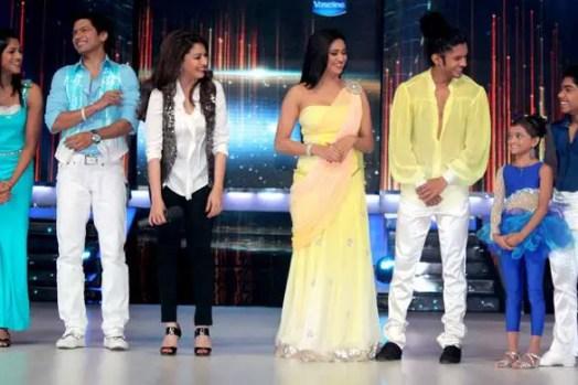 Jhalak Dikhhla Jaa 3 as host