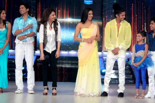 Jhalak Dikhhla Jaa 3 as host