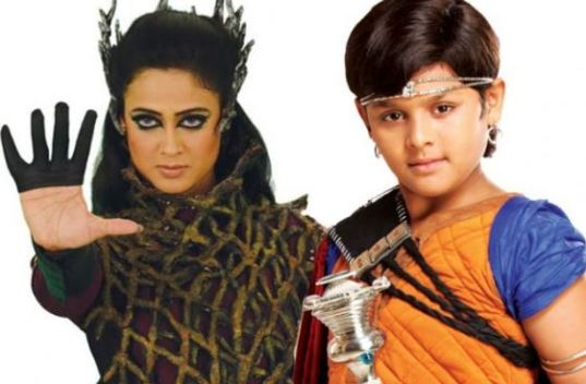 Shweta Tiwari As Mahabhasmpari In BAAL VEER
