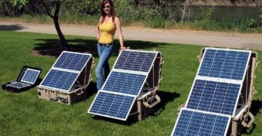 Advantages of a Solar Generator
