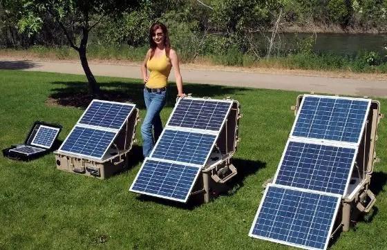 Advantages of a Solar Generator