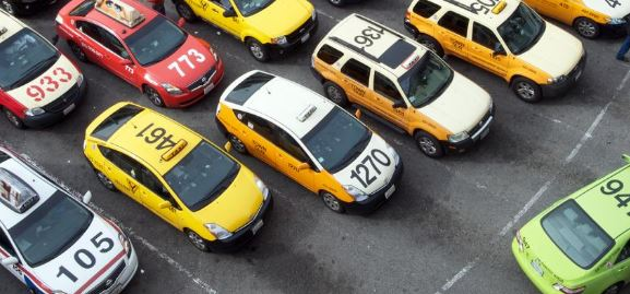 Taxi Fleet Business Model