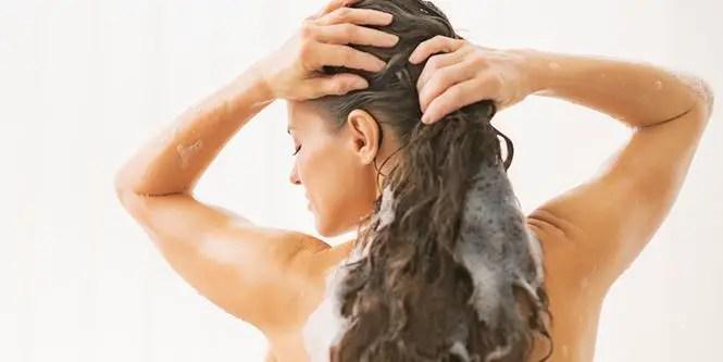 Use a good shampoo