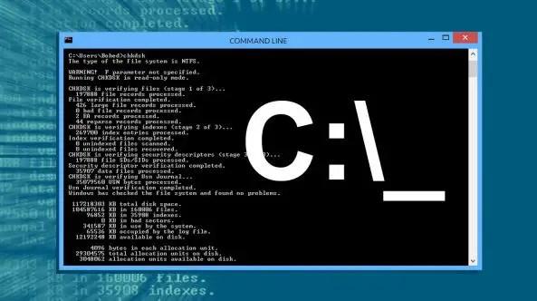 Batch file - File format