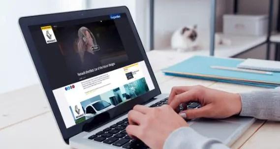 Blogging factor