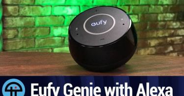 Eufy Genie Smart Speaker With Amazon Alexa