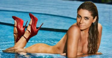 Giovanna Antonelli (Famous Brazilian presenter)