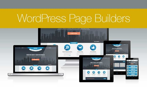 Drag-and-Drop WordPress Page Builders