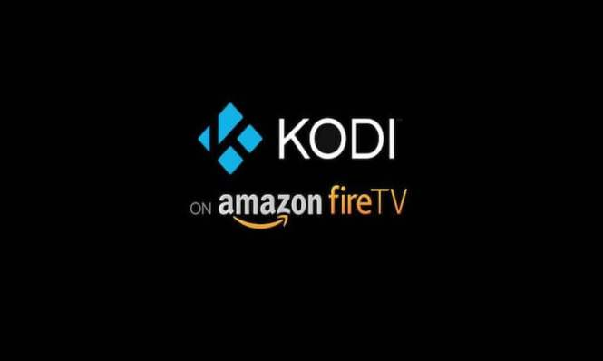 Adding kodi to fire tv