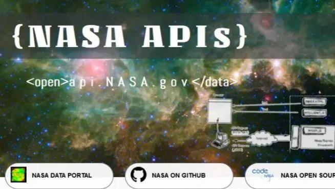 NASA Open APIs