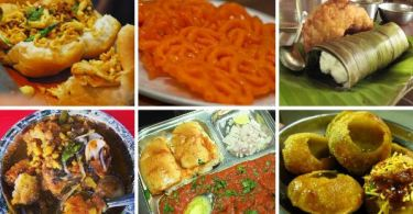 Yummy Street Food Of India
