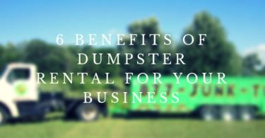 The Benefits of Dumpster Rentals