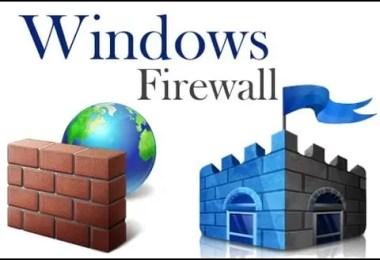 Firewall for Windows Computer