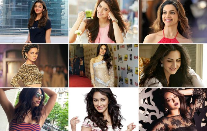 List of Top 15 Highest Paid Bollywood Actress of All 2