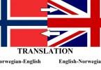 Norway - Norwegian translation