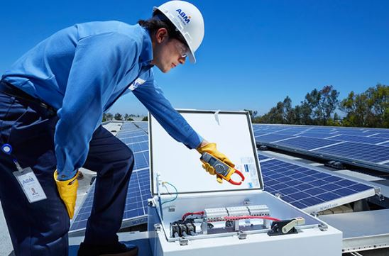 Solar Panels and Batteries