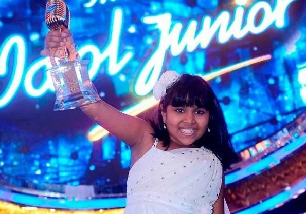 Anjana Padmanabhan, Indian Idol Junior Winner 2013