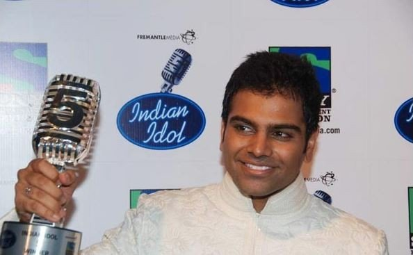 Winner of Indian Idol 5 -Sreerama Chandra Mynampati