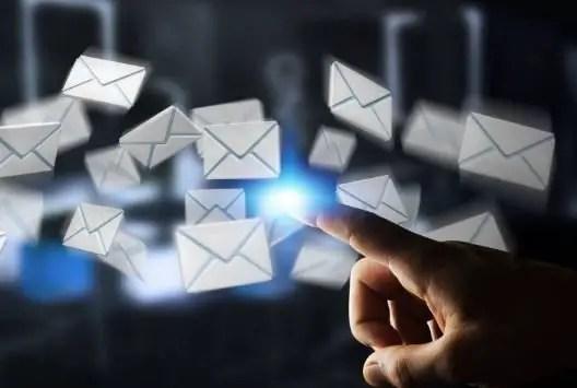 Utilize emails