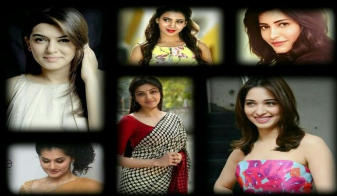 Top 15 Hottest South Indian Actresses Actress Of South Indian Movie