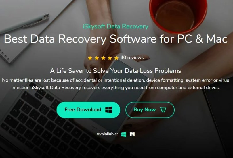 Data Recovery Software for PC & Mac