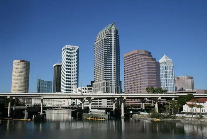 Driving In Tampa, Florida