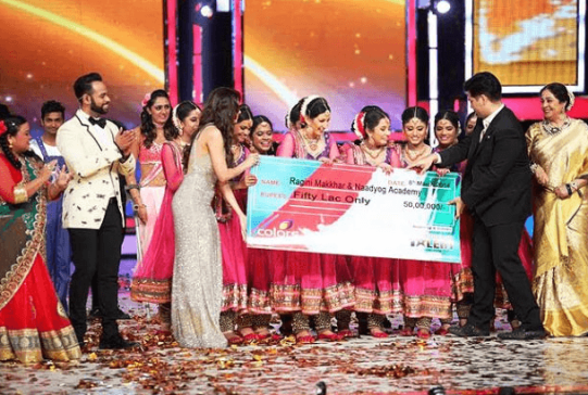 IGT 5 Winner: Naadyog Academy and Ragini Makkar