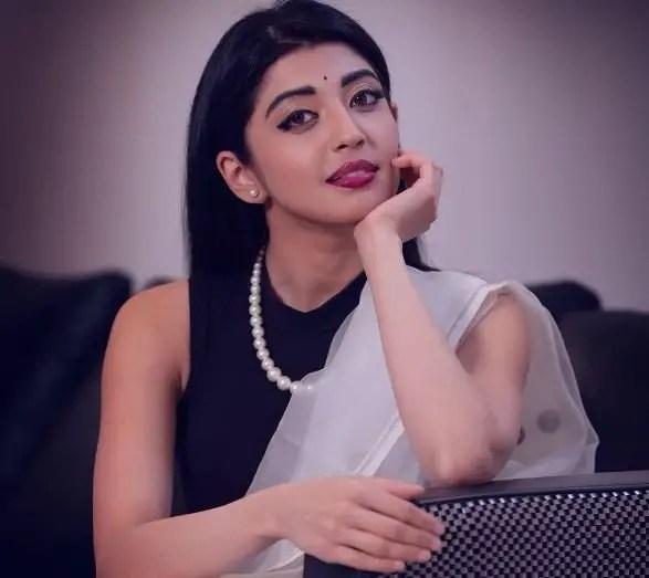 Pranitha Subhash - Indian film actress
